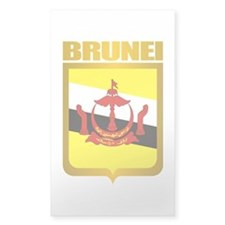 """""""Brunei Gold"""" Decal"""