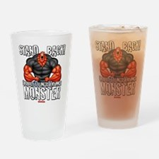INNER MONSTER - Drinking Glass