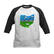 Richmond, Ohio. Kid Themed Tee