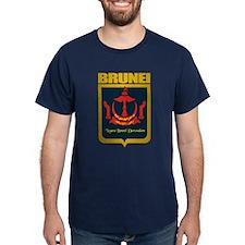 """""""Brunei Gold 2"""" T-Shirt"""