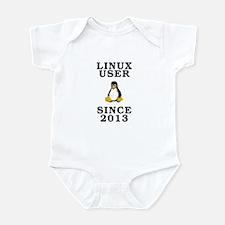 Linux user since 2013 - Infant Bodysuit