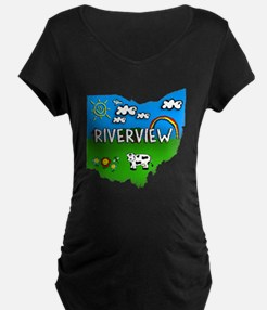 Riverview, Ohio. Kid Themed T-Shirt
