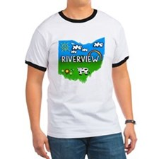 Riverview, Ohio. Kid Themed T