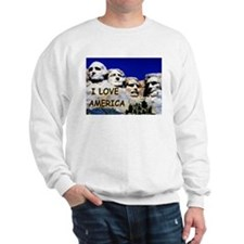Mt. Rushmore I Love America Jumper