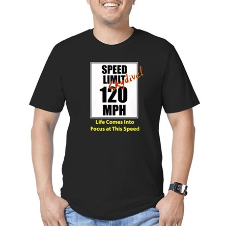 3-120MPH_LifeFocus(trans) T-Shirt