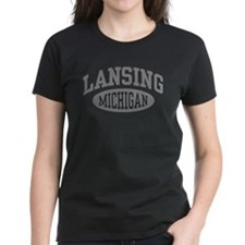 Lansing Michigan Tee