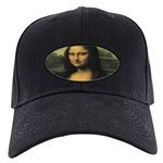 Mona Lisa Black Cap