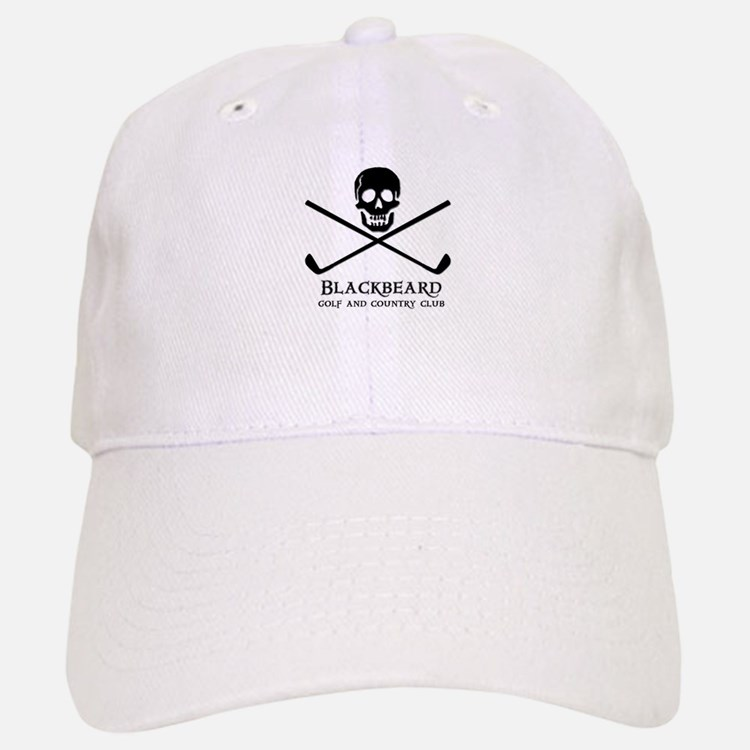 Blackbeard Golf Country Club Baseball Baseball Cap