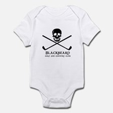 Blackbeard Golf Country Club Infant Bodysuit