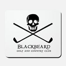 Blackbeard Golf Country Club Mousepad