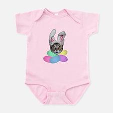 Easter Cat Infant Bodysuit