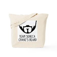 Team Seneca Crane's Beard Tote Bag