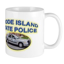 Rhode Island State Police Mug