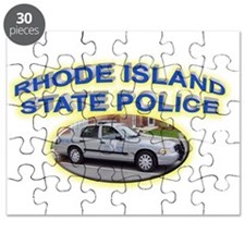 Rhode Island State Police Puzzle