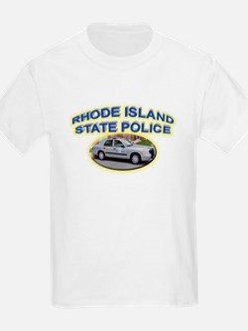 Rhode Island State Police T-Shirt