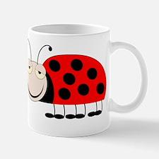 Ladybug Design Mug