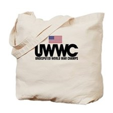 World War Champs Tote Bag