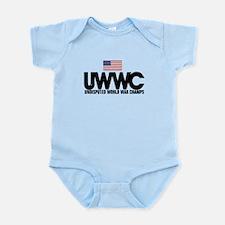 World War Champs Infant Bodysuit