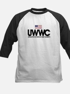 World War Champs Kids Baseball Jersey