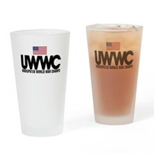 World War Champs Drinking Glass