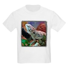 Bearded Dragon Kids T-Shirt