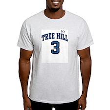ravensjersey3ksfront_8_10 T-Shirt