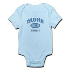 Aloha 808 Infant Bodysuit