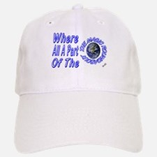 where all part of the magic r Baseball Baseball Cap