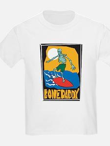 Bone Daddy Surfer Kids T-Shirt