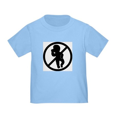 AntiBaby Toddler T-Shirt