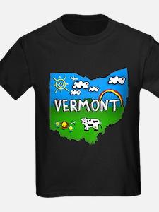 Vermont, Ohio. Kid Themed T