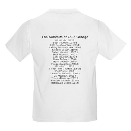 Summits of LG Kids Light T-Shirt