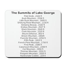 Summits of LG Mousepad
