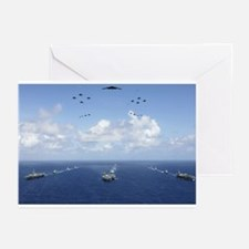 Valiant Shield Greeting Cards (Pk of 10)