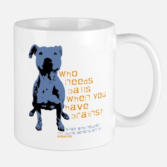 Who Needs Balls? Mug