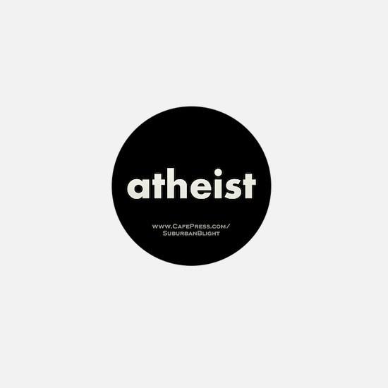 """""""Atheist"""" Mini Button (100 pack)"""