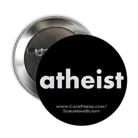 """Atheist"" 2.25"" Button (100 pack)"