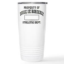 Property of Dogue de Bordeaux Travel Mug