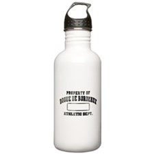 Property of Dogue de Bordeaux Sports Water Bottle
