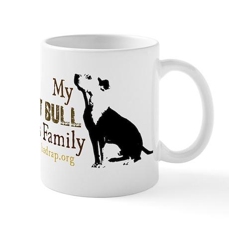 My Pit Bull is Mug