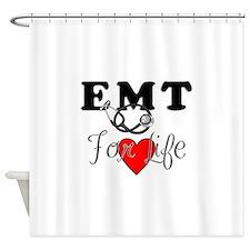EMT For Life Shower Curtain