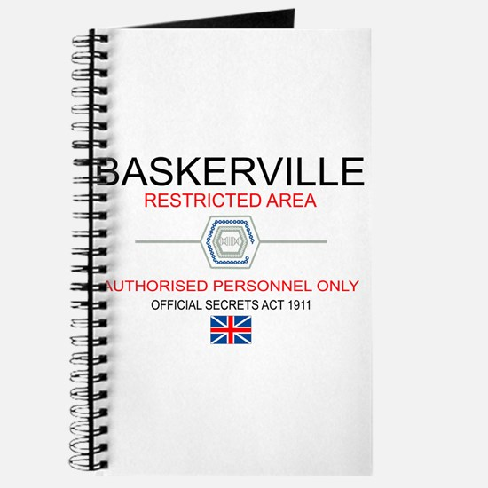 Hounds of Baskerville Journal