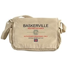 Hounds of Baskerville Messenger Bag