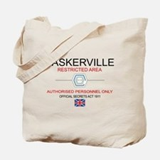 Hounds of Baskerville Tote Bag