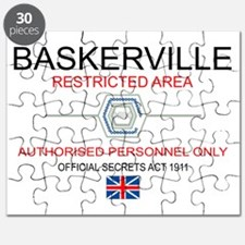 Hounds of Baskerville Puzzle