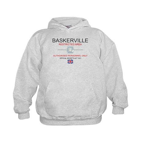 Hounds of Baskerville Kids Hoodie