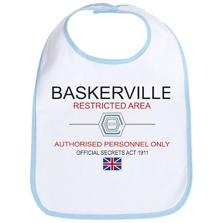 Hounds of Baskerville Bib