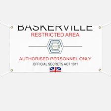 Hounds of Baskerville Banner