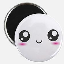 Japanese Anime Smiley Magnet
