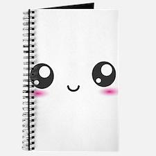 Japanese Anime Smiley Journal